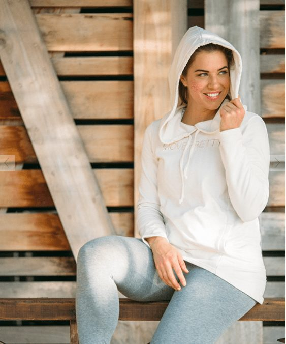movepretty proudly South African athlbisure active wear sport women healthy