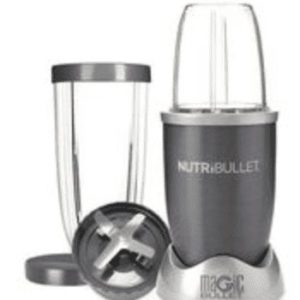 Nutribullet – 600W Blender – Grey