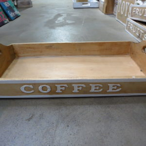 Coffee/Tea tray