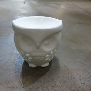 Pot-pourie owl burner