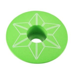 SUPACAZ Star Capz – Neon Green