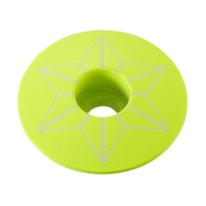 SUPACAZ Star Capz – Neon Yellow