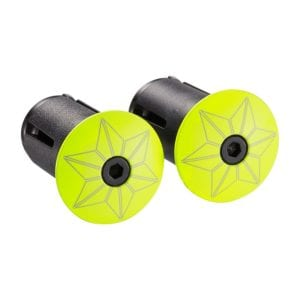 Star Plugz – Neon Yellow (p/coated)