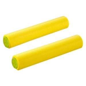 SUPACAZ Siliconez MTB grips – Yellow XL
