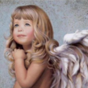 ANGEL PAINT BY NUMBERS