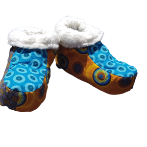 African Beach (coloured) Slippers