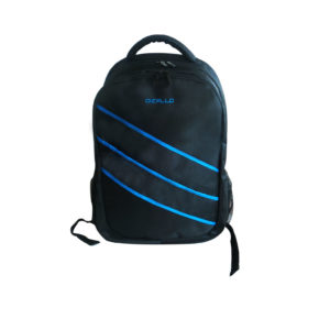DICALLO BACKPACK BLACK AND BLUE 1,6″