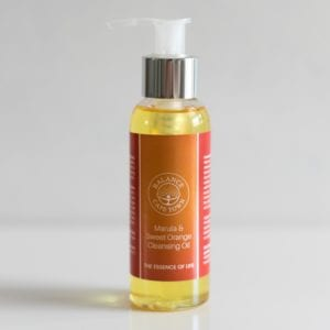 Marula Cleansing Oil