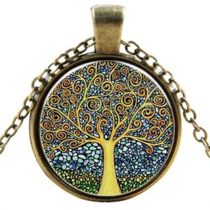 Necklace – Tree of Life