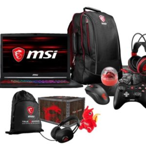 MSI GS65 Stealth VR Ready Gaming Notebook