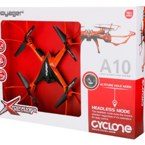Voyager A10 Cyclone Drone with a 720p HD Video Camera