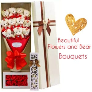 Forever Love Bouquet Boxes
