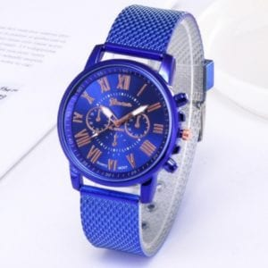 Bold Colour Watch